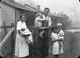 Common Family of Coal Camps (1920s)