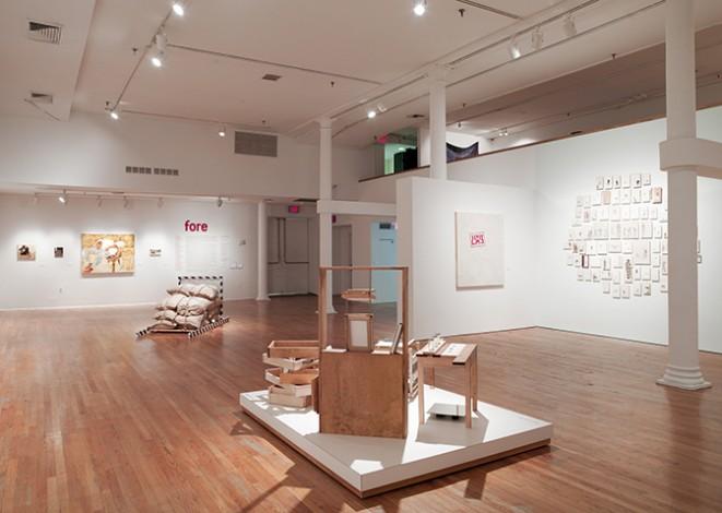Exhibition at The Studio Museum