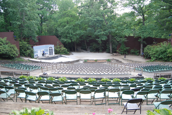 Daniel Boone Amphitheatre