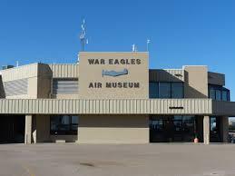 The War Eagles Air Museum