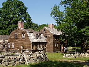 Hartwell Tavern, Lincoln, Massachusetts