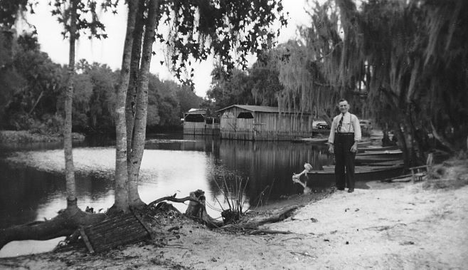 Human, Pond, Bank, Lake