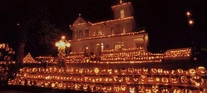 The Pumpkin House has been a favorite attraction in the Tri-State area for many years.