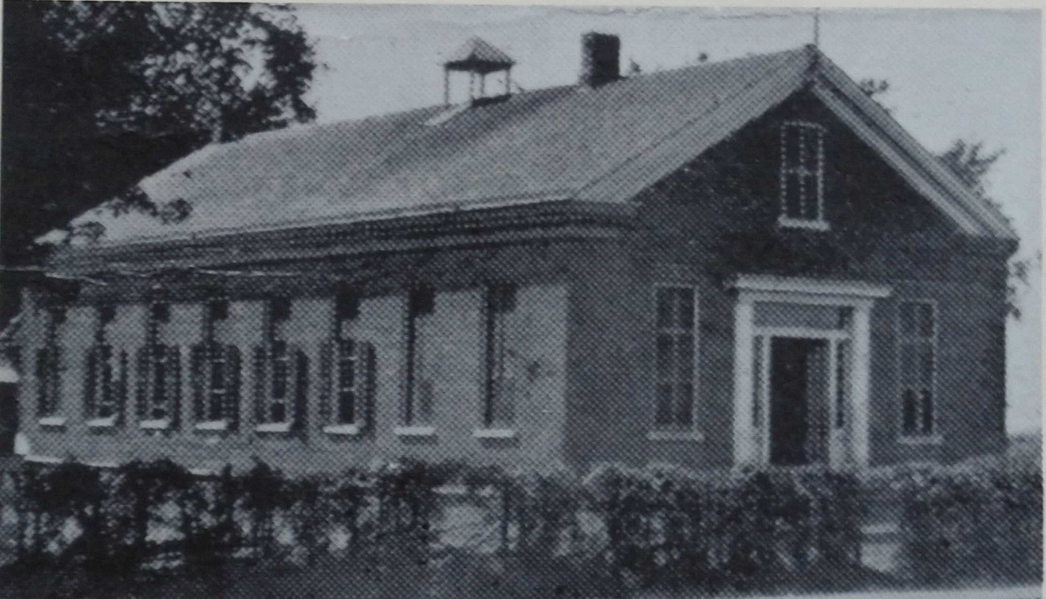 The Colony School 1933