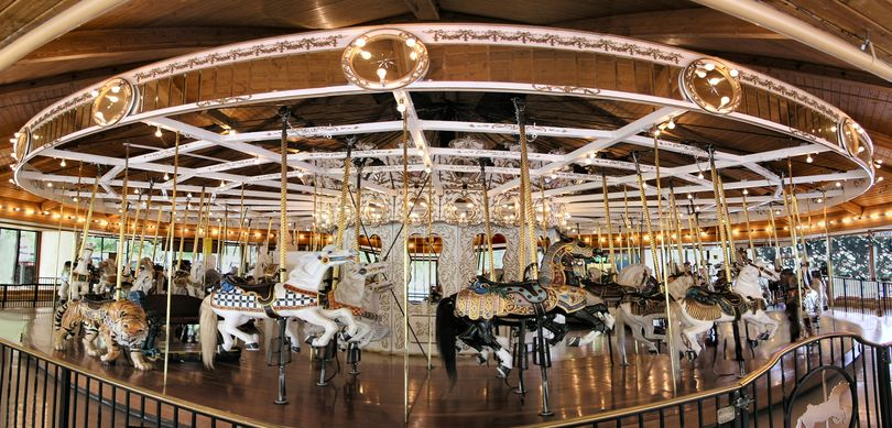 The Looff Carousel