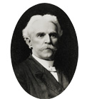 The grand architect of the Texas State Capitol Building, Elijah Myers