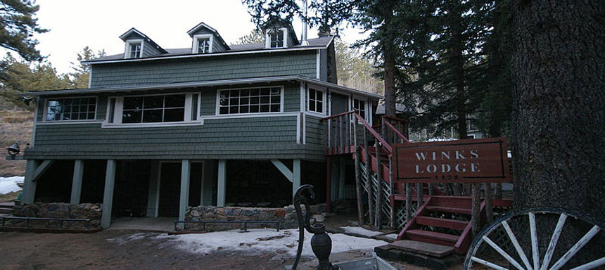 Wink's Lodge, present day