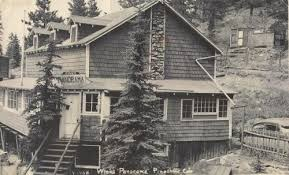 Wink's Lodge, circa 1930