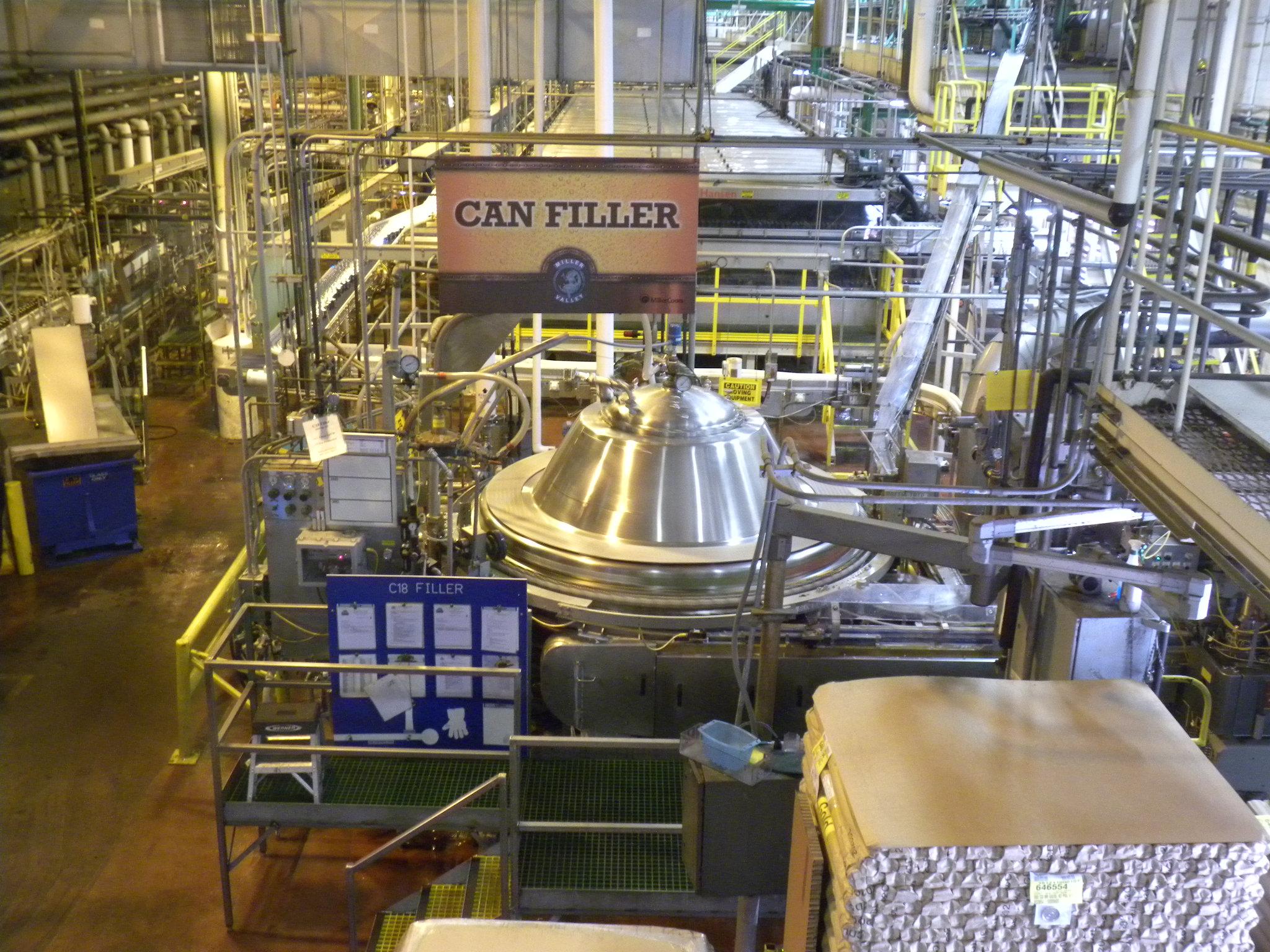 Miller canning