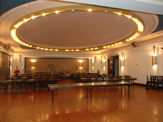 Ballroom of The Freemasons' Hall