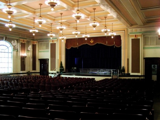 First Floor Auditorium