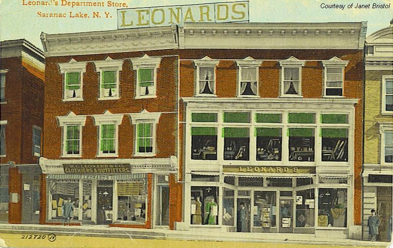 Leonard's Department Store (c. 1906)