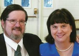 Pastor Vanessa and her husband