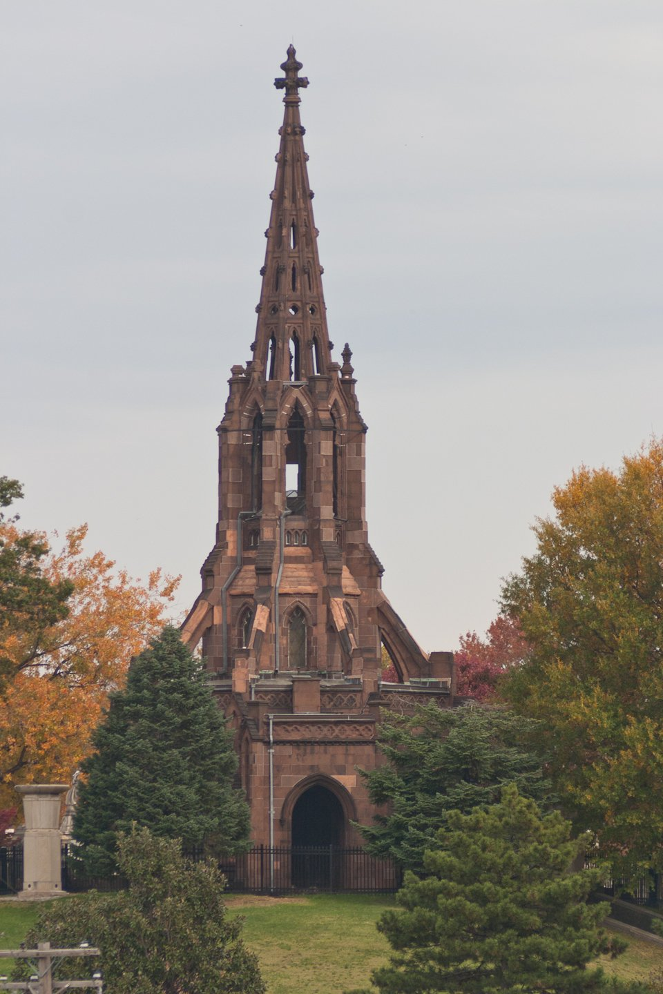 The Green Mount Cemetery Chapel