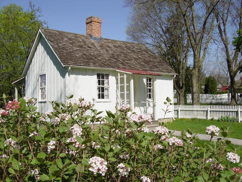 Herbert Hoover's Childhood Home