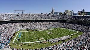 Sky view of Stadium
