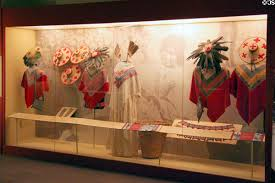 Exhibit of Native Dress