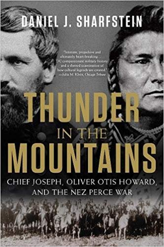 """Thunder in the Mountains,"" by Daniel Sharfstein (see link below)"