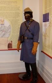 Permanent Exhibit: McDowell Battlefield Orientation Center