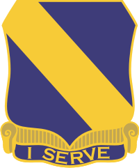 51st Infantry Regiment Insignia