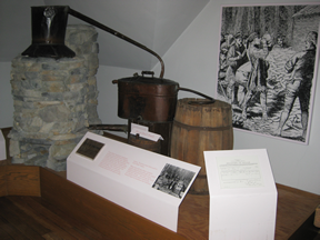 The Southwest Virginia Museum's Exhibit