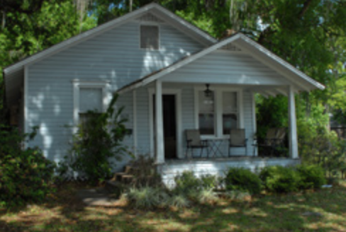 Kerouac's Orlando Cottage