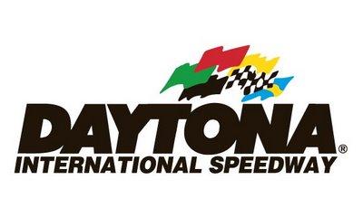 The Daytona International Speedway Logo