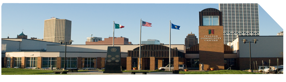 The front of the Italian Community Center