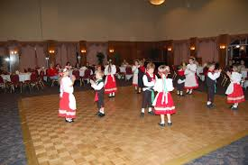 Children dancing at the ICC