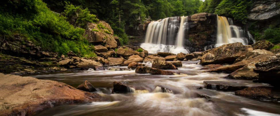 Canaan Valley is close to other scenic and recreational sites, including Blackwater Falls