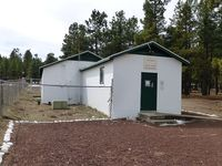 Fort Tuthill Military Museum in an Original Latrine Building