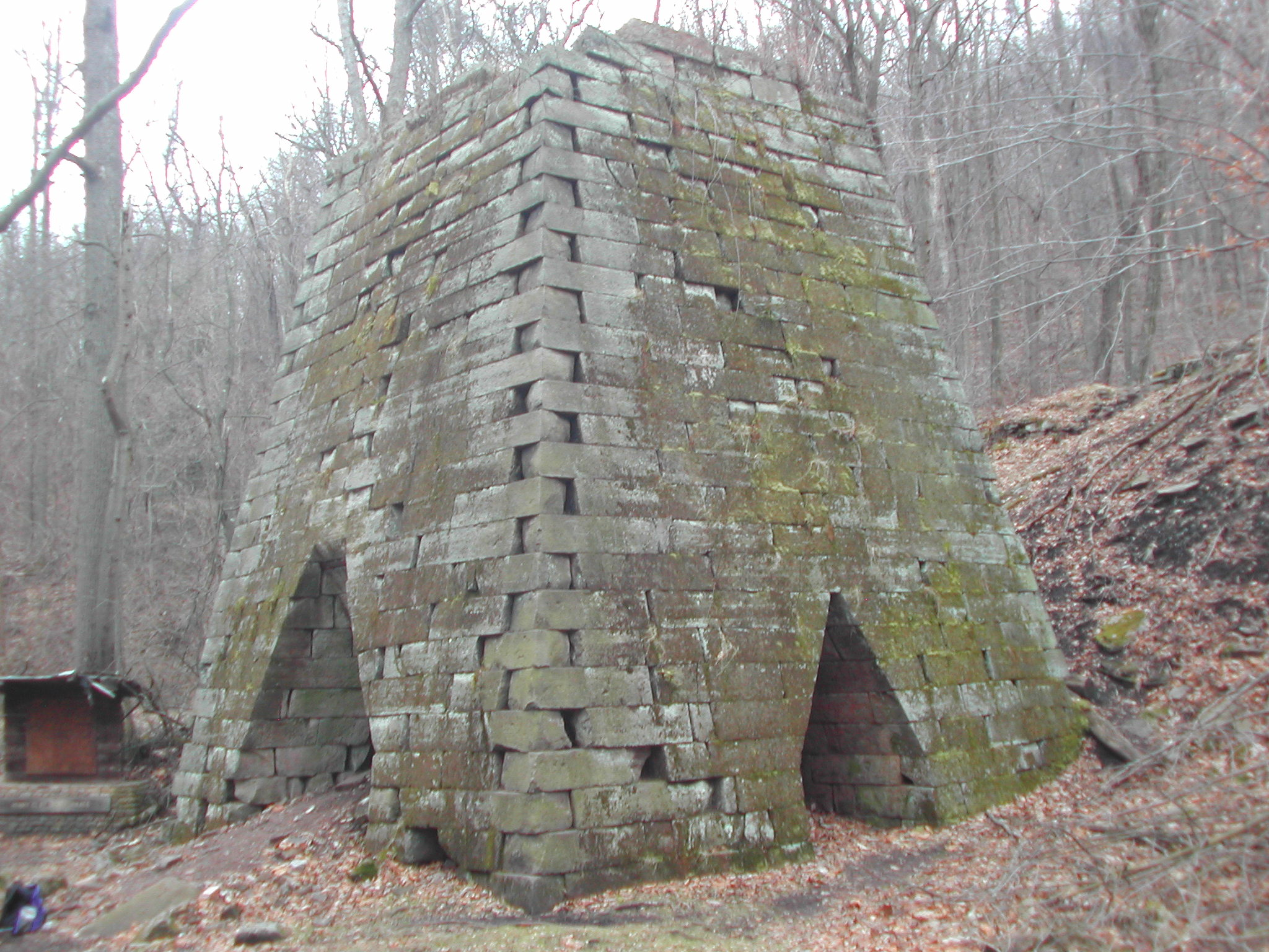 Another picture of the furnace.