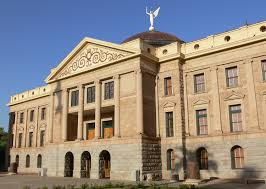 Construction of the original Arizona Capitol Building began in 1898. Its final expansions were completed in 1938.