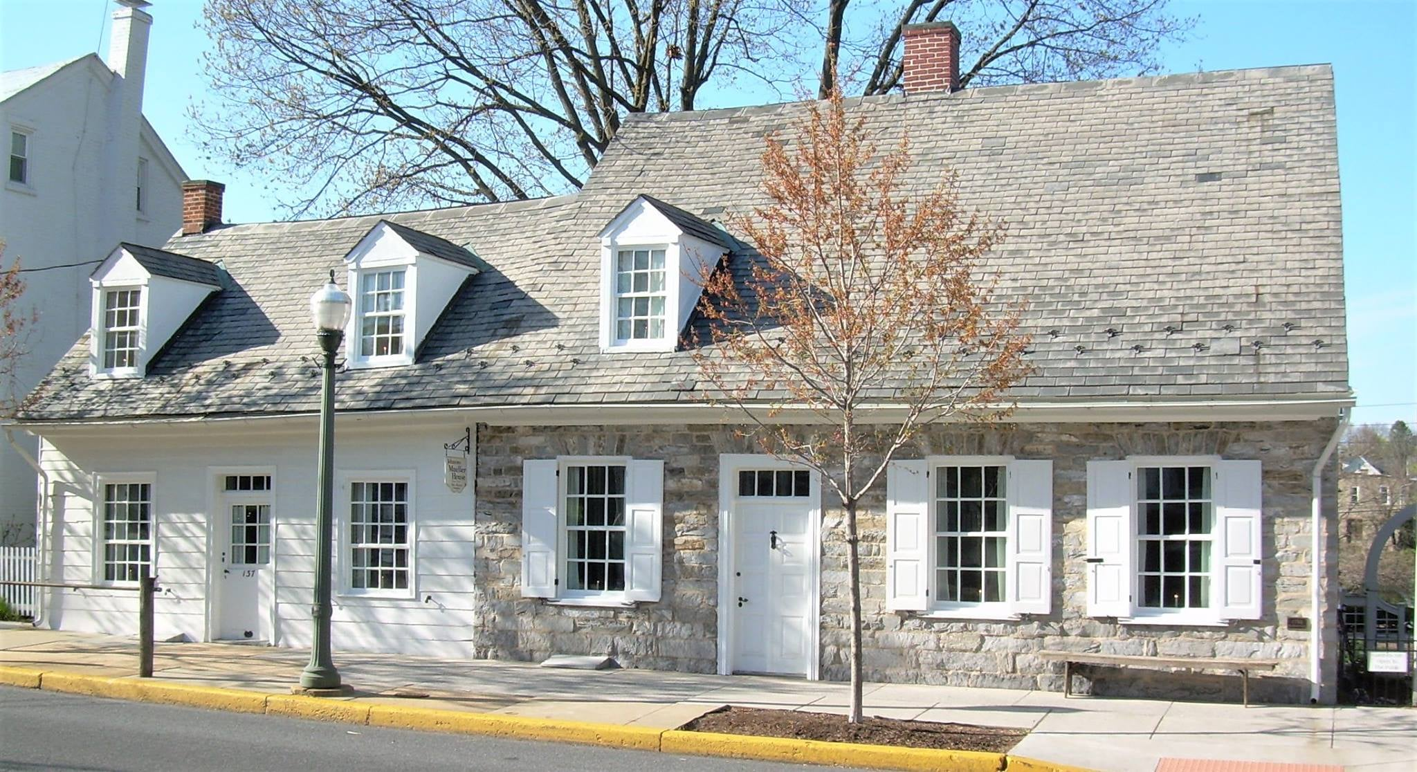 The 1792 Johannes Mueller House