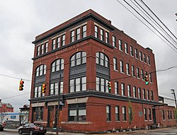 Brass Building Lofts (Pittsburgh Brass Manufacturing Company Building)