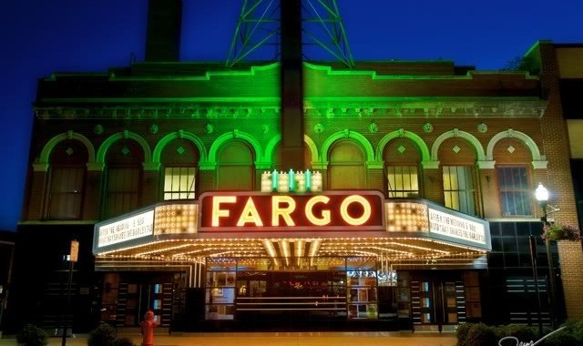 Fargo Theatre was added to the National Register of Historic Places in 1982.
