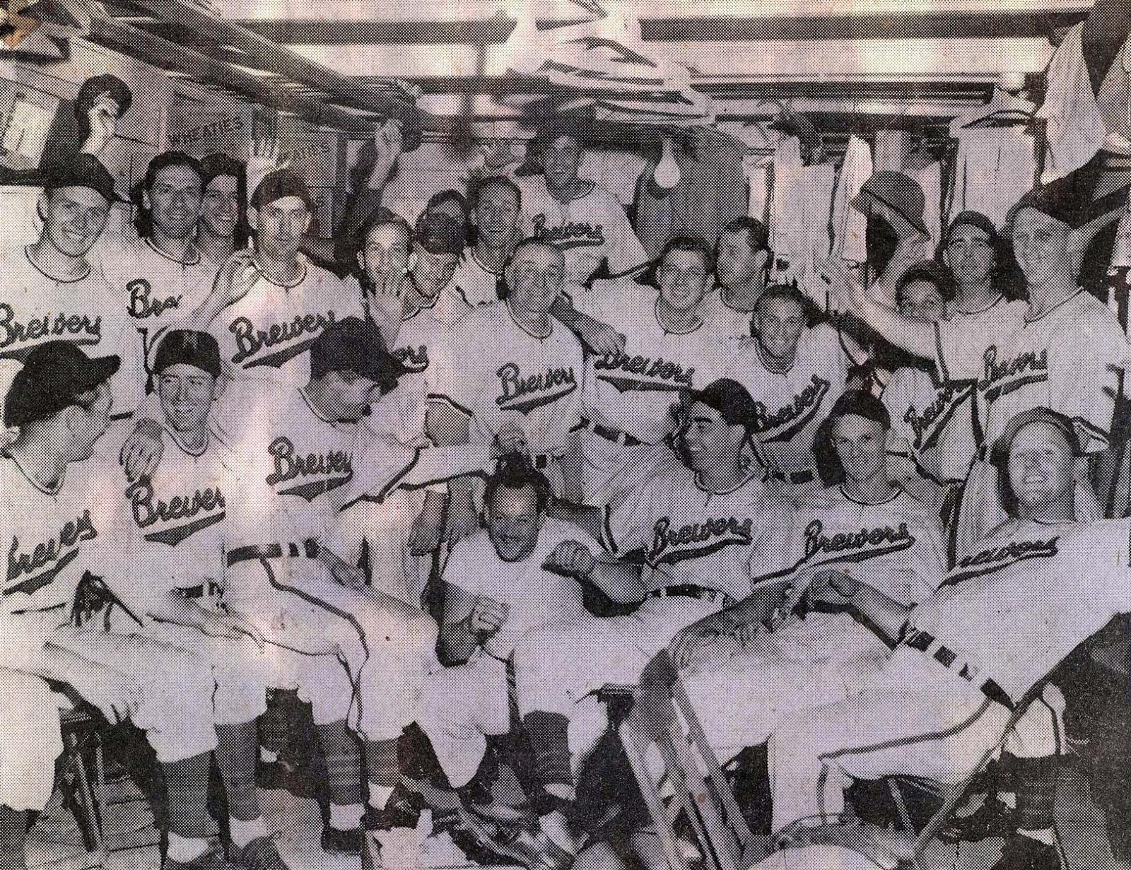 Milwaukee Brewers, 1944