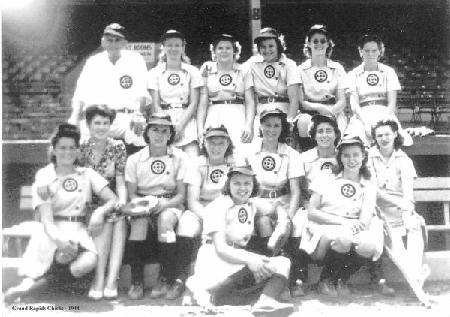 Milwaukee Chicks, 1944