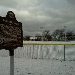 Borchert Field remembered.