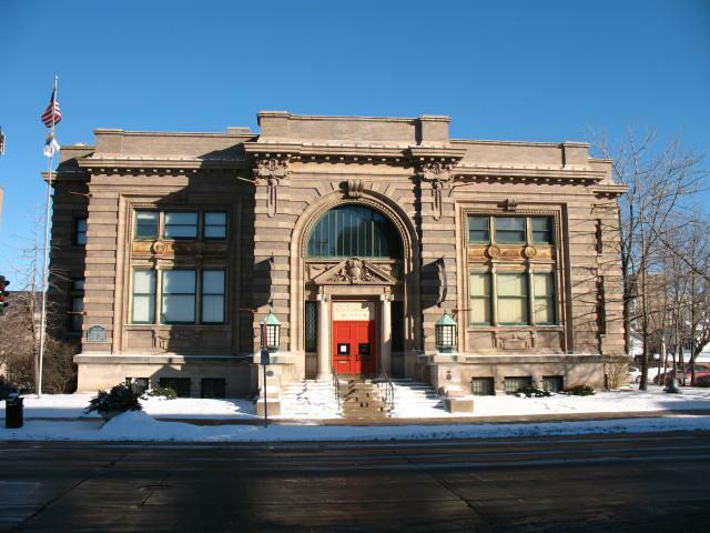 The Racine Heritage Museum