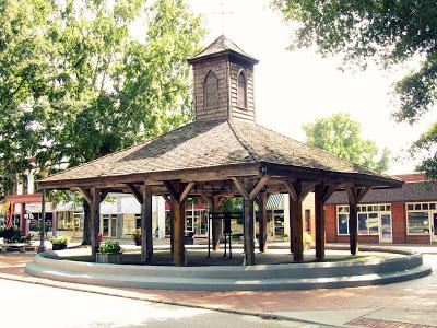 The Slave Market House: Louisville, GA  Circa 2011