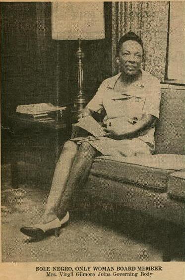 Elizabeth Harden Gilmore