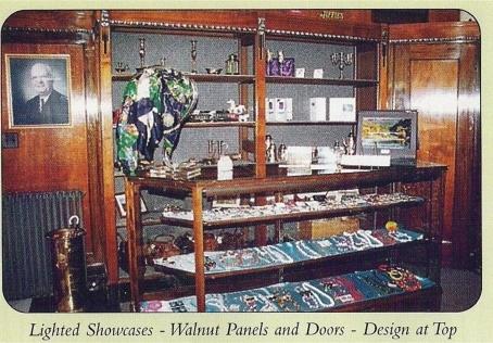 Alderson's Store interior view