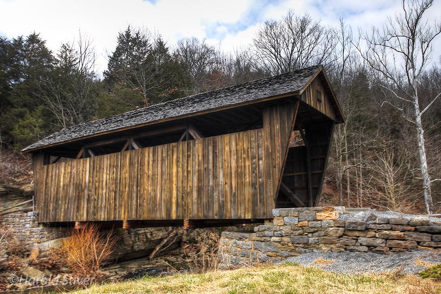 Image of Indian Creek Covered Bridge