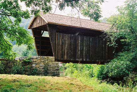 View of bridge