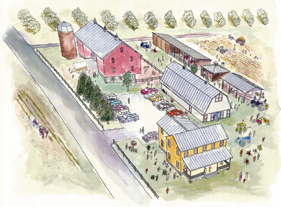 Image future plans for L. Norman Dillon Farm Museum