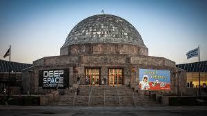 Exterior of Adler Planetarium