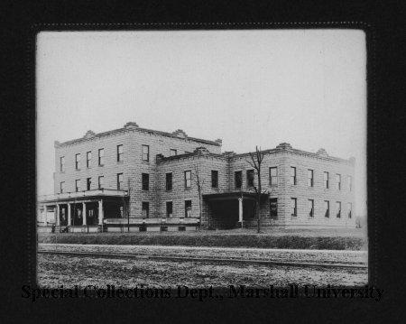 Kessler Hospital in 1906