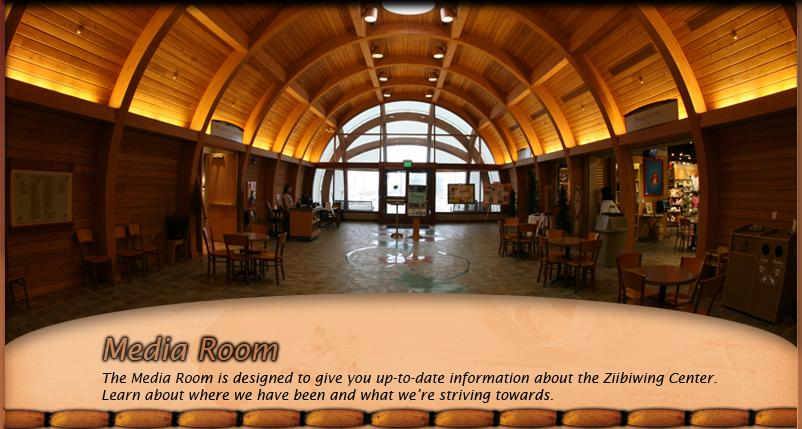 Inside the Ziibiwing Center