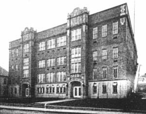 Kelly Miller High School, also known as Water Street (Colored) School.
